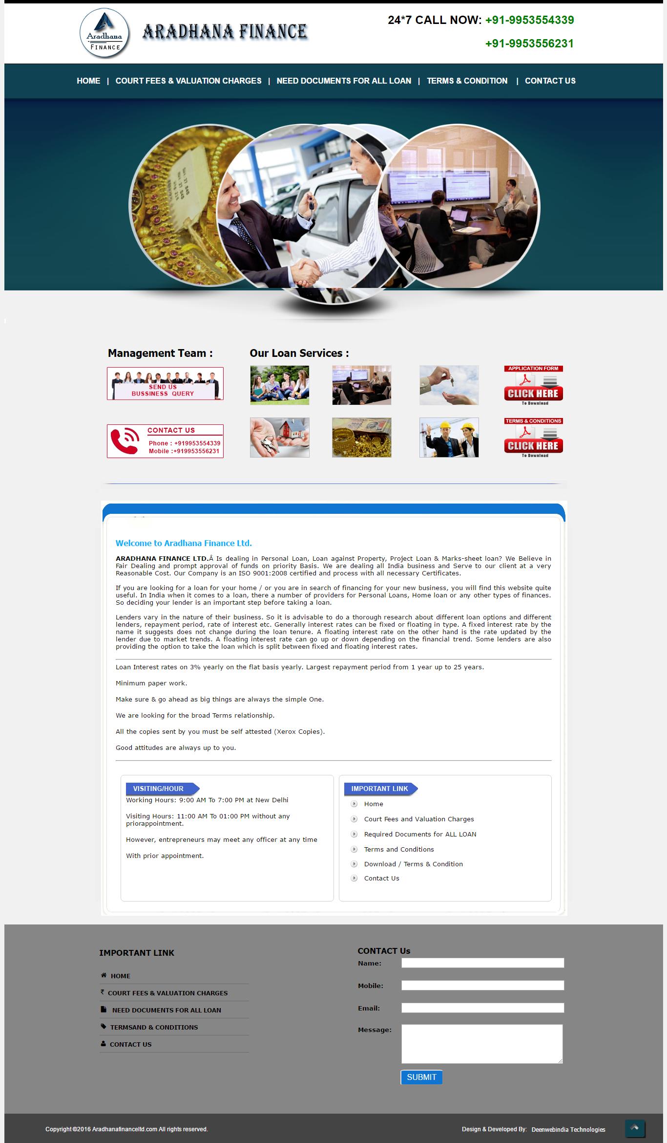 best portfolio website in delhi ncr freelancer service